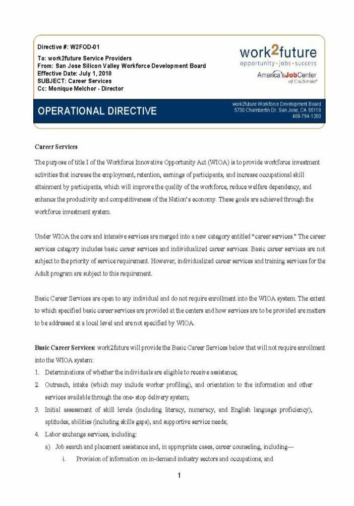 Guía de procedimiento | Servicios profesionales [2018]